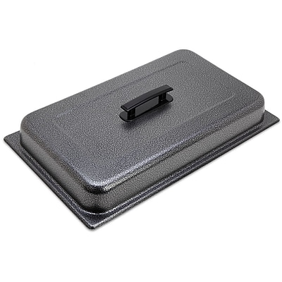 Sterno 70114 Chafing Dish Lid, Silver Vein Color
