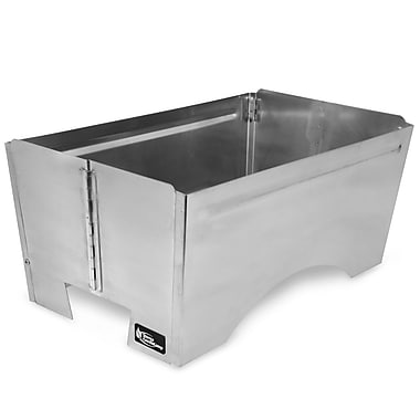 Sterno 70110 WindGuard Fold-Away Chafing Dish Frame, Stainless Color