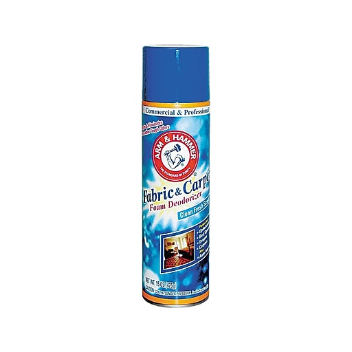 Arm & Hammer Carpet Deodorizer Foam, 15 Oz. (3320000514)