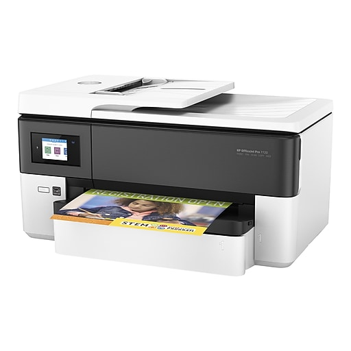 HP OfficeJet Pro 7720 Wide Format 11x17 All-In-One Printer
