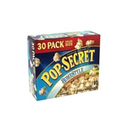 Pop Secret Popcorn, Homestyle, 3 oz., 30/Box (220-00634)