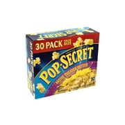 Pop Secret Popcorn, Movie Theater Butter, 3 oz., 30/Box (220-00633)