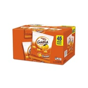 Pepperidge Farm Goldfish Crackers, Cheddar, 1 Oz., 45/Carton (1051900)