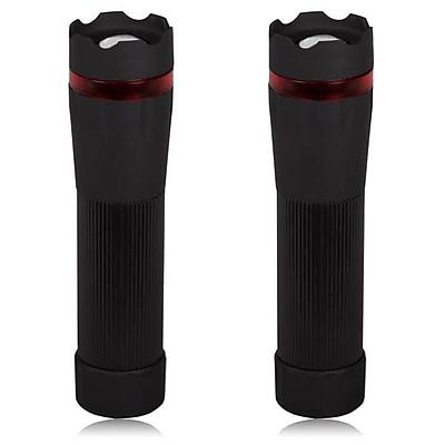 Maxxima LED Flashlight with Adjustable Beam, Pack of 2 (MF-45-02)