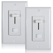 Maxxima 600 Watt 3-Way Electrical Dimmer , Pack of 2 (MEW-DM600-02)