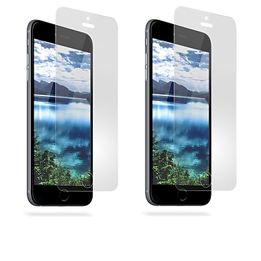 Overtime Tempered Glass Screen Protector For Apple iPhone 6 Plus -Pack of 2
