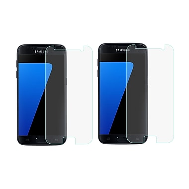Overtime Tempered Glass Screen Protector For Samsung Galaxy S7 - Pack of 2