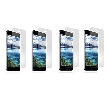 Overtime Tempered Glass Screen Protector For Apple iPhone 6, 6s -Pack of 4