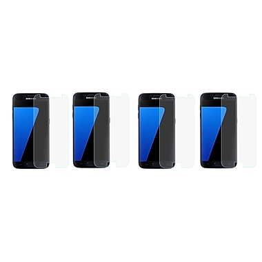 Overtime Tempered Glass Screen Protector For Samsung Galaxy S7- Pack of 4