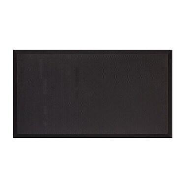Mount-It! Anti-Fatigue Floor Mat, 19.7 inches (W) x 35.4 inches (L), Black (Mi-7141)