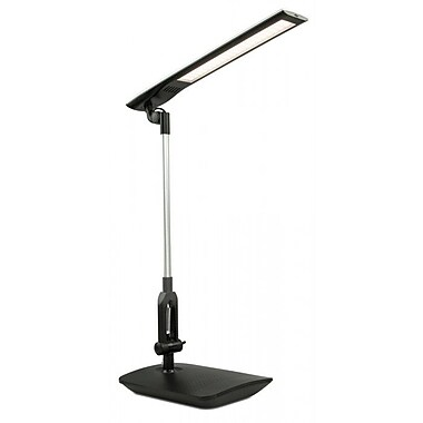 Turcom Dimmable LED Desk Lamp, 3 Brightness Settings (TS-7003)