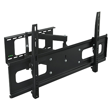 Mount-It! Dual Arm Swivel Articulating TV Wall Mount Bracket for 32
