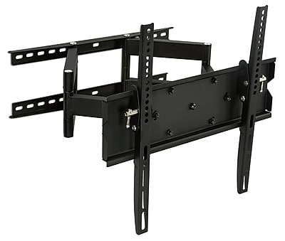 Mount-It! TV Wall Mount, Articulating, Corner Bracket (Mi-347L)