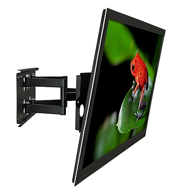 Mount-It! Articulating TV Wall Mount Bracket for 23