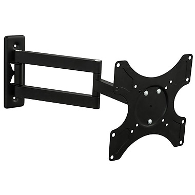 Mount-It! LCD TV Wall Mount Bracket with Full Motion Swing Out Tilt and Swivel Articulating Arm (MI-407)