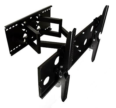 Mount-It! TV Wall Mount Heavy-Duty and Full Motion for Flat Screens (MI-DAA0-80)