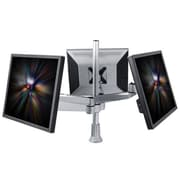 Mount-It! TrIple Computer MonItor Desk Mount Stand, MultIple Users (MI-52111)