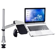 Mount-It! Desk Table Mount Vented Stand for Laptops and Notebooks (Mi-75901)