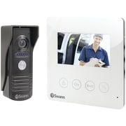 "Swann Swhom-dp875c-us Doorphone Video Intercom With 4.3"" Color Lcd Monitor"