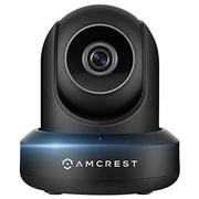 Amcrest Ip3m-941b UltraHD 2k Ptz Dual-band WI-FI Ip Camera (black)