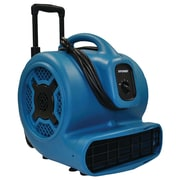 XPower X-830H Air Mover with Telescopic Handle & Wheels
