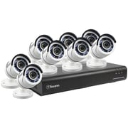 Swann Swdvk-845008-us 8-channel 1080p Dvr With 8 Pro-t855 Cameras