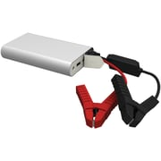 Powerall Pbjs9000sp 350-amp Slim Plus Jump Starter With 9,000mah Power Bank & Led Flashlight