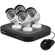 Swann Swdvk-847504-us 8-channel 1080p Dvr With 4 Pro-t858 Cameras