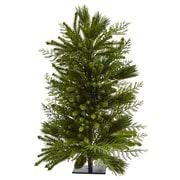 "Nearly Natural 26"" Mixed Pine Tree (5476)"