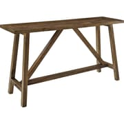 Ameriwood Home Bennington Console Table, Rustic (5079096)