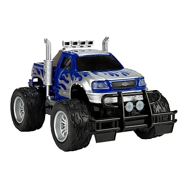 SumacLife Remote Control Extreme Monster Truck Blue