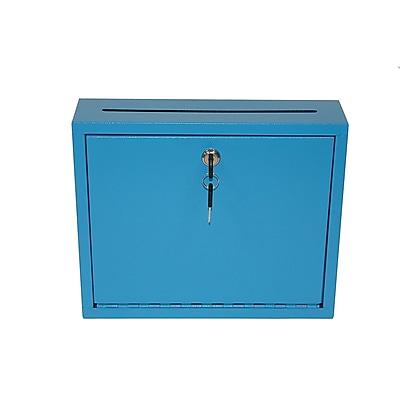 Adir Steel Drop Box Blue (631-03-BLU)