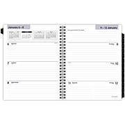 """2020 AT-A-GLANCE DayMinder 7"""" x 8-3/4"""" Executive Weekly/Monthly Refill For G545 Line Planners (G545-50-20)"""
