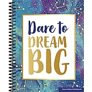 Galaxy Teacher Planner Plan Book, Dare to Dream Big, Paperback (105021)