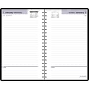 """2020 AT-A-GLANCE 5 1//2/"""" x 8 1//2/"""" Basic Daily Planner DayMinder 24345794"""