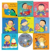 Child's Play Nursery Rhyme Board Book, Set of 8 with CD (CPYCPBB)