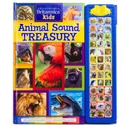 Sound Storybook Treasury Encyclopedia Britannica Kids: Animal (PUB7750500)