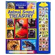 Sound Storybook Treasury Encyclopedia Britannica Kids: Animal (PUB7750500)