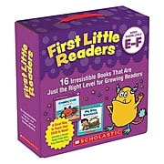 Scholastic First Little Readers Parent Pack: Guided Reading Levels E & F (SC-825657)
