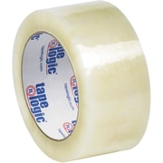 "Tape Logic® #6651 Cold Temperature Tape, 1.7 Mil, 2"" x 110 yds., Clear, 36/Case"