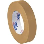 "Tape Logic® #5300 Flatback Tape, 1"" x 60 yds., Kraft, 6/Case"
