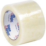"Tape Logic® #7651 Cold Temperature Tape, 2.0 Mil, 3"" x 110 yds., Clear, 6/Case"