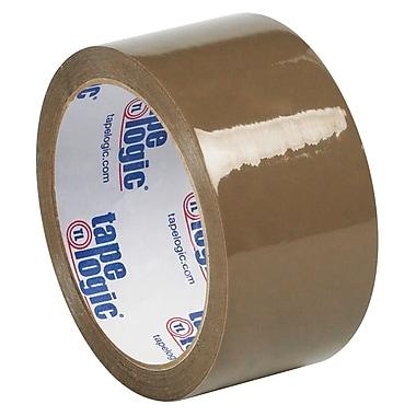 Tape Logic® #50 Natural Rubber Tape, 1.9 Mil, 2