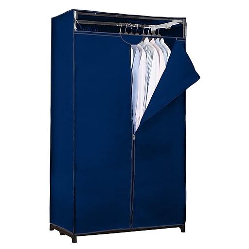 """Simplify 36"""" Wide Portable Closet (4062-NAVY)"""