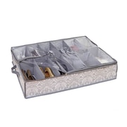 Laura Ashley Under The Bed Storage Box, 12 Pair (LA-95609)