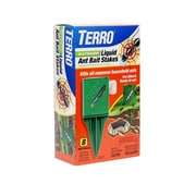 TERRO Outdoor Liquid Ant Bait Stakes - 8 Pack (T1812)