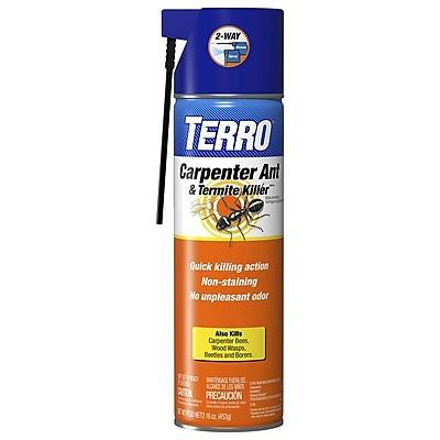 TERRO Carpenter Ant & Termite Killer Aerosol (T1900-6)