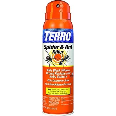 TERRO Spider & Ant Killer Spray (T2303) 2498615