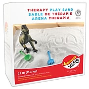 Sandtastik® Therapy Play Sand, 25 lb (SNDTHERAPY25)