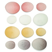 Yellow Door Natural Sorting Stone, Pack of 12 (YUS1039)